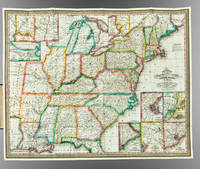 Mitchell's Travellers Guide Through the United States. A Map of the Roads, Distances, Steam Boat & Canal Routes