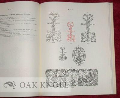 Naarden: Anton W. Van Bekhoven, 1984. cloth. 4to. cloth. xxxviii, 111 pages. Reprint of the 1895 edi...