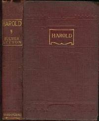 image of Harold : The Last of the Saxon Kings