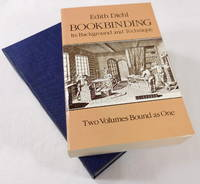 image of Bookbinding: Its Background and Technique (Two Volumes Bound as One) (v. 1 & 2)