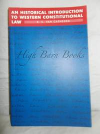 An Historical Introduction to Western Constitutional Law