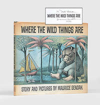 Where the Wild Things Are. by  Maurice SENDAK - Signed First Edition - 1963 - from Peter Harrington (SKU: 133220)