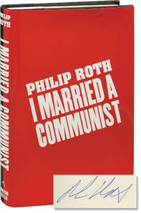 image of I Married a Communist (Signed First Edition)