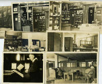 Rust Craft Greeting Cards.  Collection of Real Photographs of the Rust Craft Shop, Boston, one of the early leading American greeting card companies