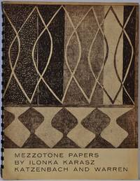 MEZZOTONE PAPERS. Sample Book.