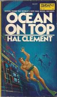 Ocean on Top by Hal Clement - Paperback - Original (First Edition) - 1973 - from Out of this World Books (SKU: 00593)