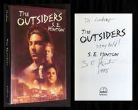 image of The Outsiders (Signed in Person by S.E. Hinton)