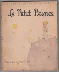 Le Petit Prince By De Saint Exupery Antoine