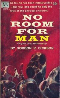 image of No Room for Man  (Also released as: Necromancer.) (Series: Childe Cycle.)