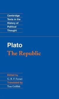 image of Plato: 'The Republic'