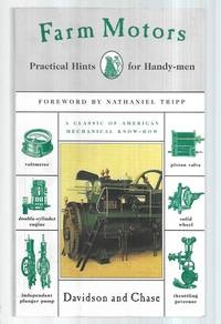 Farm Motors: Practical Hints for Handy-men