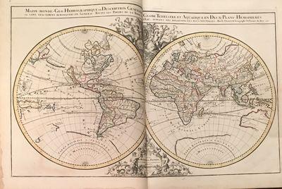 Atlas nouveau contenant toutes les...