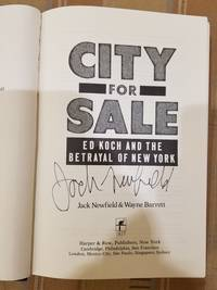 City for Sale (SIGNED)