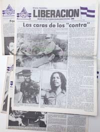 image of Hacia nuestra liberación: organo oficial de Unidad Nicaraguense Opositora (UNO) [Issues 1-5]
