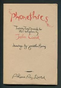 Phonethics: Twenty-Two Limericks for the Telephone [*SIGNED*]