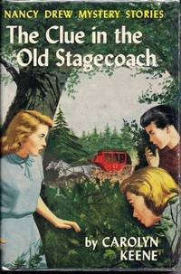 The Clue in the Old Stagecoach by  Carolyn Keene - First Edition - 1960 - from Lindas Rare Books and Biblio.com
