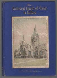THE CATHEDRAL CHURCH OF CHRIST IN OXFORD