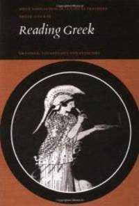 image of Reading Greek: Grammar, Vocabulary and Exercises (Joint Association of Classical Teachers Greek Course) (Pt.1) (English and Greek Edition)