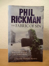 The Fabric of Sin (English Edition)