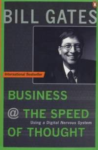 image of Business at the Speed of Thought : Succeeding in the Digital Economy (Penguin Business Library)