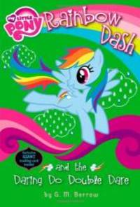 image of My Little Pony: Rainbow Dash and the Daring Do Double Dare (My Little Pony Chapter Books)