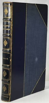 Clement Lorimer; or The Book With the Iron Clasp