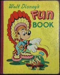 Walt Disney's Fun Book.