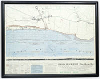 "Top Secret ""Bigot"" Map of Omaha Beach-West (Vierville-sur-Mer)"