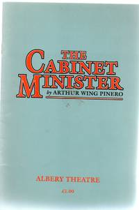 The Cabinet Minister - Albery  Theatre Programme 1991