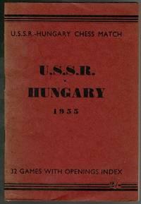 image of U.S.S.R. v. Hungary Chess Match 1955