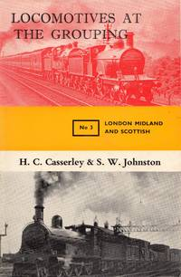 image of Locomotives at the Grouping No.3: London Midland and Scottish