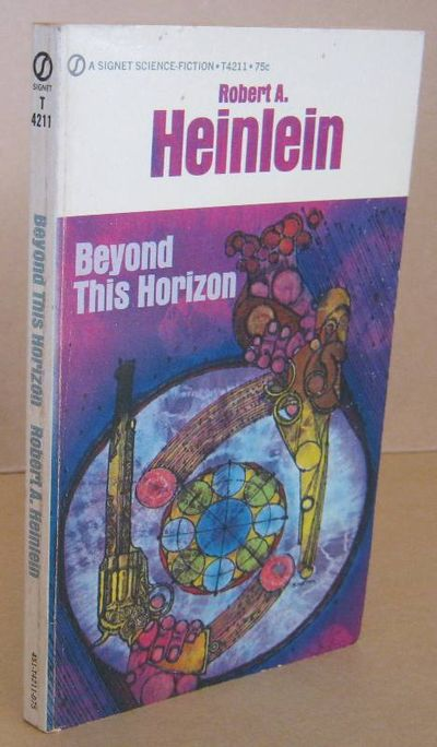 Beyond This Horizon By Robert Heinlein Paperback Reprint