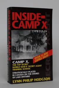 Inside Camp X.