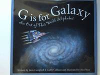 G is for Galaxy: An Out of This World Alphabet