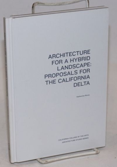 San Francisco: California College of the Arts, 2009. Unpaginated, perhaps a hundred fifty pages, sew...