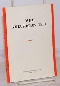 image of Why Khrushchov fell