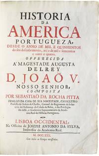 Historia da America Portugueza, desde o anno de mil e quinhentos ….