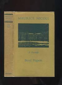 Maurice Nicoll: a Portrait