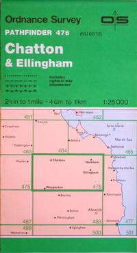 Chatton & Ellingham Pathfinder sheet 476 (NU 02/12)