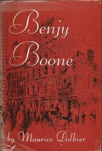 Benjy Boone; a Novel