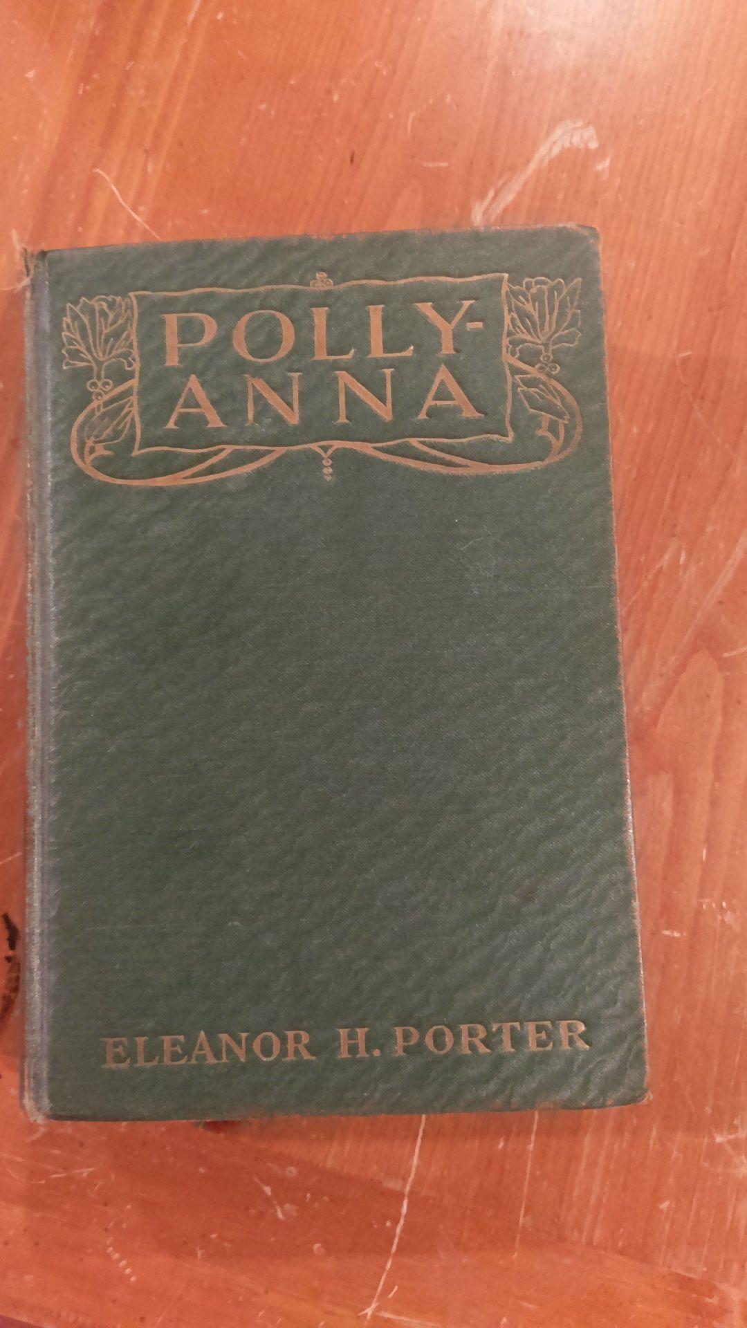 Pollyanna Book 1913