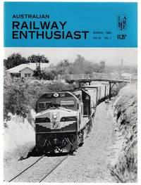 Australian Railway Enthusiast.