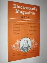 Blackwoods Magazine October 1970 : Number 1860, Volume 308