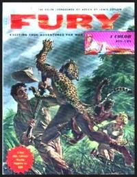 FURY - Exciting True Adventures for Men - Volume 22, number 3 - January 1957 by  William (editor) (Jimmy Breslin; Arthur J. Burks; Donald H. Clark; Al Mayer; Sumner Ahlbum; C. T. Bradford; Louis Philbin; William Warren; D. MacClure; Monroe Fry; Melvin S. Stahlman; Lewis Cotlow) McCormick - Paperback - First Edition - 1957 - from W. Fraser Sandercombe (SKU: 222885)