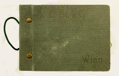 Wiener Werkstaette Fabrics.