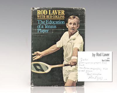 London: Pelham Books, 1971. First edition of the tennis great's autobiography. Octavo, original clot...