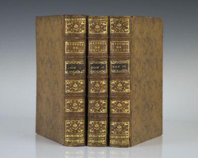 London: Paul & Isaac Vaillant, 1738. Quarto, 3 volume complete set. Attractive contemporary calf, gi...