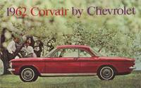 1962 Corvair by Chevrolet.