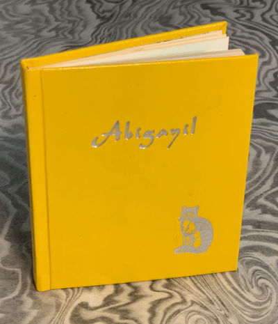 Skokie, IL: The Black Cat Press, 1965. Hardcover. Good. Marshall Goodman. Not Quite a Miniature Book...