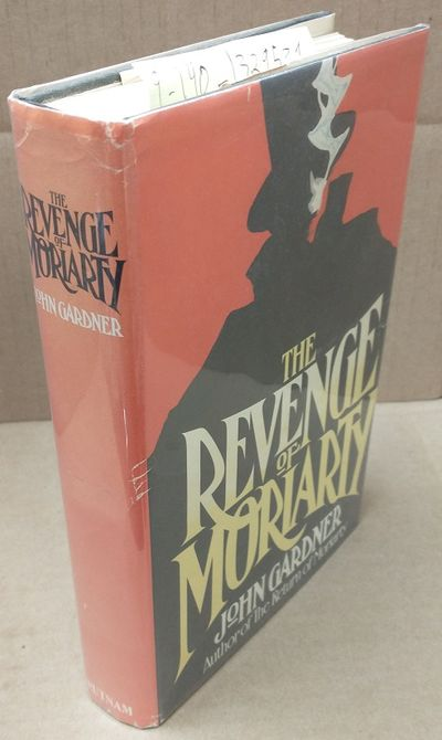 New York: Putnam, 1975. First American Edition. Hardcover. Octavo, 289 pages; VG/VG-; spine red with...